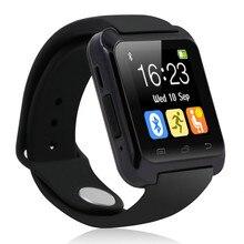 2016 U80 Bluetooth Smart Uhr Unterstützung Anti-verlorene Smartwatch für Android Telefon PK GT08 DZ09 smartwatches