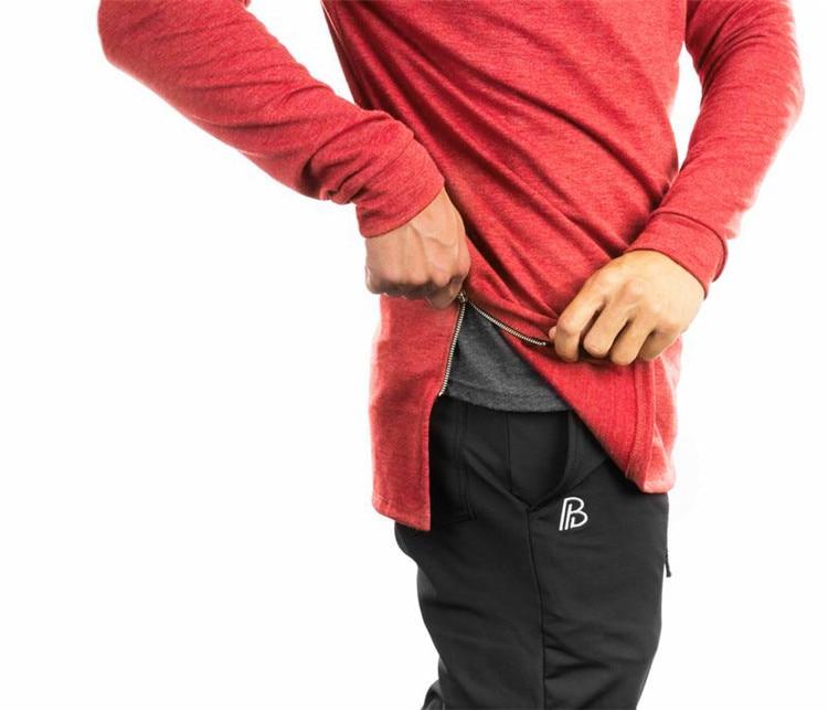 Red Hoodie Sweatshirt  4