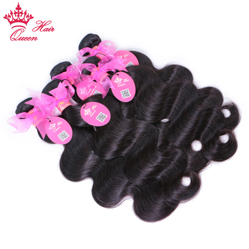 Wholesale Queen Hair Brazilian Hair Weave Bundles 10pcs Body Wave 100% Human Hair Weaving Natural Color Remy Hair Free Shipping