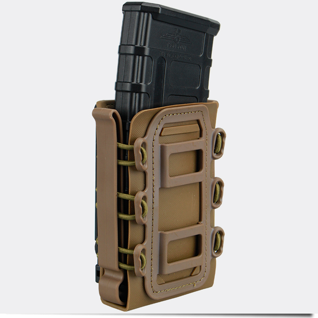 Tmc 5 56mm 7 62mm Molle Pistol Mag Tactical Magazine Pouch Holster