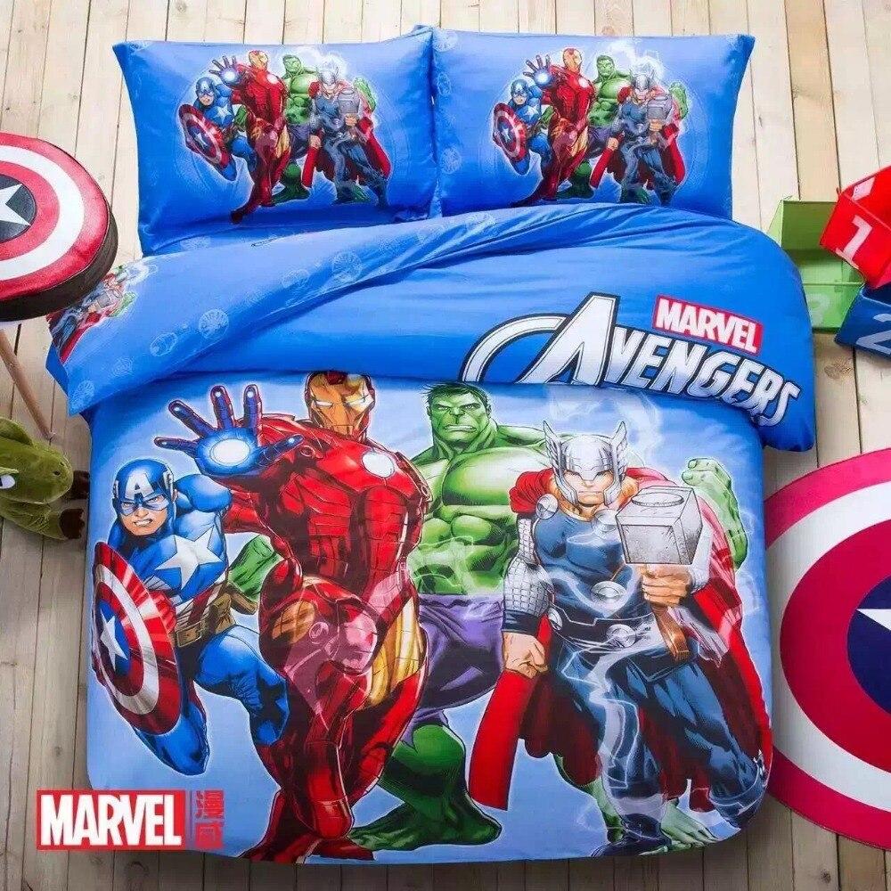 Popular Super Hero Bedding Buy Cheap Super Hero Bedding