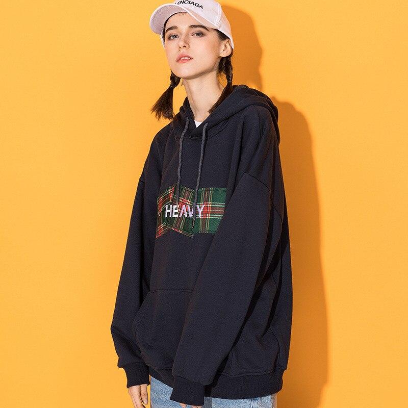 Japonais Harajuku femmes graphique Streetwear Hip Hop à capuche pour femmes urbain fille Vintage sweats à capuche grande taille M-XL