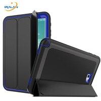 High Quality TPU PC PU Case For Samsung Galaxy Tab A 10 1 2016 T580 T585