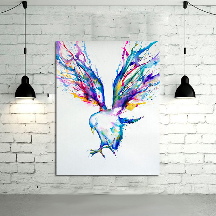 Aliexpress Com Buy Abstract Wall Art Handpainted Oil