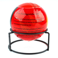 FIR harmless dry powder extinguishing ball 20 square meters automatically extinguish the fire Fire protection Validity 5 years
