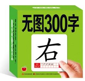 300 Words cards Chinese book With pinyin Learn Chinese Character Strokes Chinese books for children kids baby 3pcs chinese character picture books dictionary for advanced learning chinese character hanzi early educational textbook course