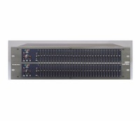 Professional Audio system Equalizer 1231 With High Quality Dual 2 Channel Stereo