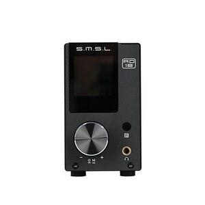 Image 2 - SMSL AD18 amplificateur Audio stéréo HI FI avec Bluetooth 4.2 prend en charge apt x, amplificateur de puissance numérique USB DSP 2.1 pour haut parleur