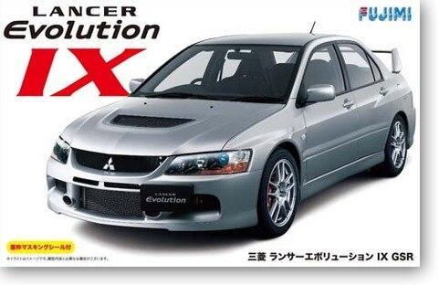 1/24 MITSUBISHI Eldest Son Evolution IXGSC 03918