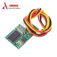 Для Эмулятор иммобилайзера Renault ECU эмуляция потока данных Immo эмулятор ключ программист для EDC15C3 DCU3R MSA15 SiriuS32 Fenix5