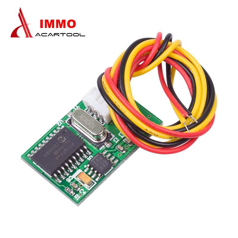 2018 Wholesale Best Price for Renault Immobilizer Emulator ECU Emulating an Immobiliser Data Stream Emulator Immo renault immo emulator green