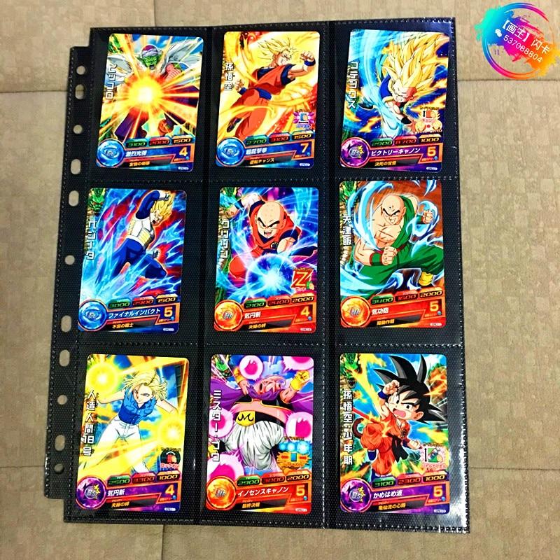 Japan Original Dragon Ball Hero Card GDPBC3 Goku Toys Hobbies Collectibles Game Collection Anime Cards