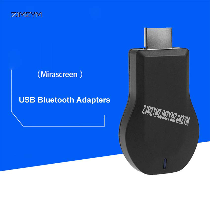 100pcs M2 Wireless <font><b>Dongle</b></font> TV <font><b>HDMI</b></font> Mirascreen 2.4G Wifi Receiver Support iOS Android Arplay Miracast TV 1920 * 1080