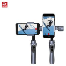 zhi yun Zhiyun Smooth Q 3-Axis Handheld Gimbal Stabilizer for iphone HUAWEI Sumsung Gopro original zhiyun z one pro v1 02 handheld 3 axis camera gimbal for gopro 3 gopro 4 handheld brushless gimbal for gopro
