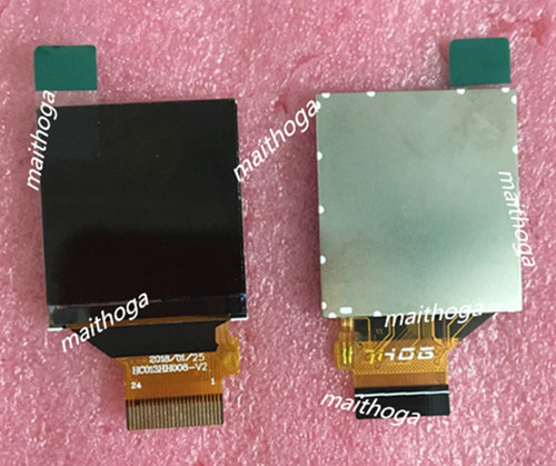 IPS 1.3 inch 24PIN 262K SPI HD TFT Color Screen ST7789 Drive IC 240(RGB)*240 MCU 8Bit Interface