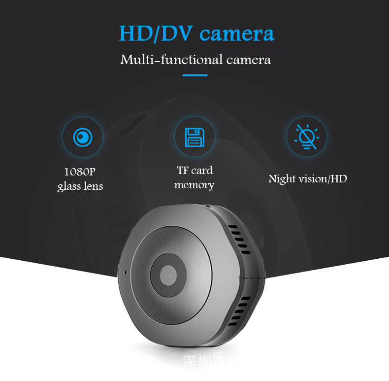 Outdoor Sports Dv Mini Hd 1080p Micro Portable Camera Wearable Monitoring With Magnet Forensic Tool Free Shipping Aliexpress