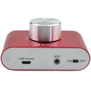 Image 5 - 2019 חדש F900 אודיו מקלט 50W * 2 100W עם 12V 5A אספקת חשמל HiFi סטריאו Bluetooth מגבר