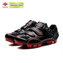 Santic Men MTB Road Cycling Shoes Cycling Athletic Racing Team Bicycle Shoes Breathable Cycling Sneakers