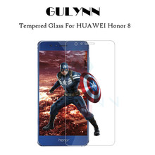 GULYNN 2.5D 9H Premium Tempered Glass for Huawei P6 P7 P8 P9 P10 LITE honor 6 7 8 9 4X 4C Mate 9 Protective Toughened Glass Film