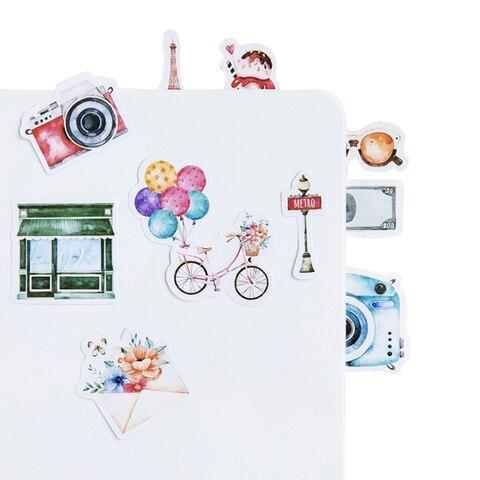 adesivos adesivos diy diario dos desenhos animados
