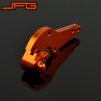 320MM Front Floating Brake Disc Rotor Bracket Adaptor Adapter For KTM EXC XC XCW XCF XCFW