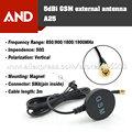 El envío libre modificó mejor rendimiento de Alta Ganancia de la antena 5dbi GSM 868 mhz 900/1800 mhz antena de base magnética