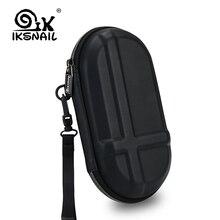 IKSNAIL Storage Hard Carrying Case For PS Vita Case 1000 2000 Protective Travel Bag For Sony Psvita PSV Liboer BP100 Games Bags
