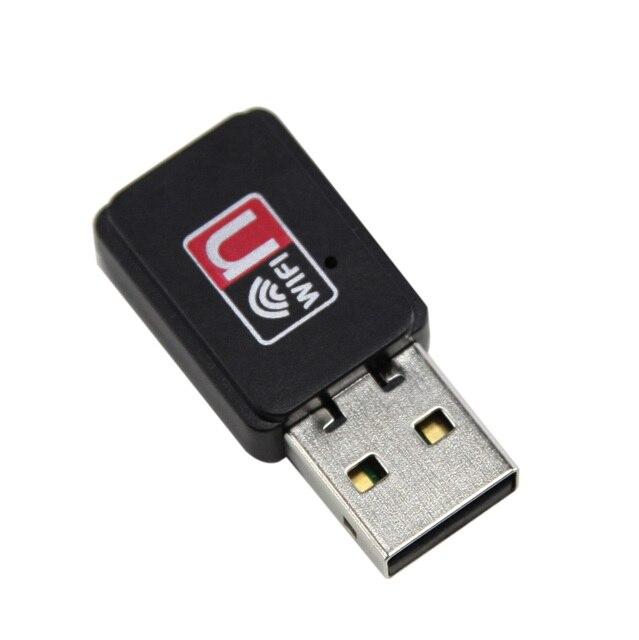 150 Mbps USB WiFi adaptador de Ethernet Usb Wi-Fi adaptador de Antena Wifi Usb Enchufe Wi-Fi inalámbrico tarjeta de red Ethernet Usb NC1507N