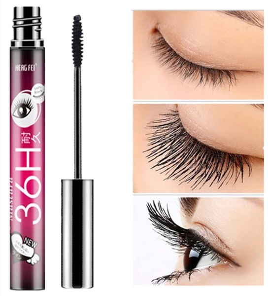 36c5c54dadf Manooby New 4D Silk Fiber Lash Mascara Waterproof Rimel 3d Mascara For  Eyelash Extension Black Thick