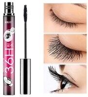 9b9dd55cb23 Manooby New 4D Silk Fiber Lash Mascara Waterproof Rimel 3d Mascara For Eyelash  Extension Black Thick Lengthening Eye Lashes