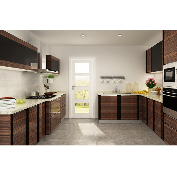 Kenya Project Commercial Kitchen Cabinet With PVC Sheet (OP14 PVC02) In  Kitchen Cabinets From Home Improvement On Aliexpress.com | Alibaba Group