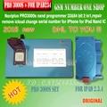 DHL/EMS к Naviplus PRO3000s nand программатор 32 & 64 бит 2 в 1  ремонт удалить icloud изменить серийный номер для iPhone/ipad Nand IC