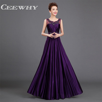 Ceewhy double shoulder floor length a line formal gowns wedding party dresses red bridesmaid dresses robe.jpg 200x200