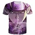Mais novo Estilo Fresco Naruto t-shirts t-shirt Dos Homens Das Mulheres Do Moderno Dos Ganhos t-shirt 3D camiseta Anime tshirts Bonito Harajuku Tee camisas