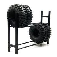 1PC RC Drift Cars 1 10 Wheel Rims Shelf Drift Tyre Tire Racks Crawler RC4WD SCX10