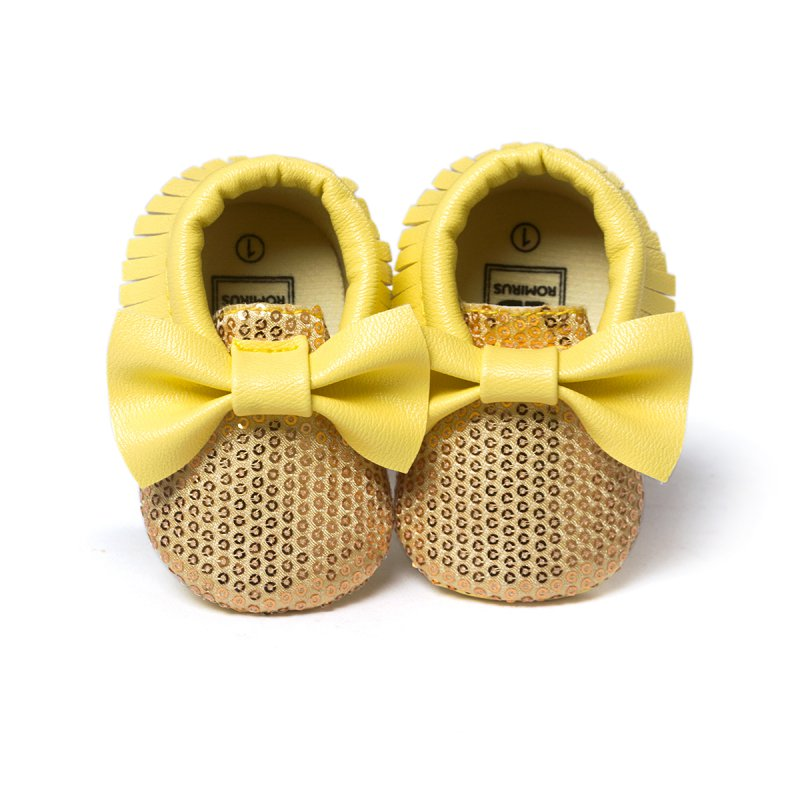 Toddler-Baby-Tassel-Bowknot-Beading-PU-Leather-Soft-Bottom-Shoes-First-Walkers-0-18M-LH6s-3