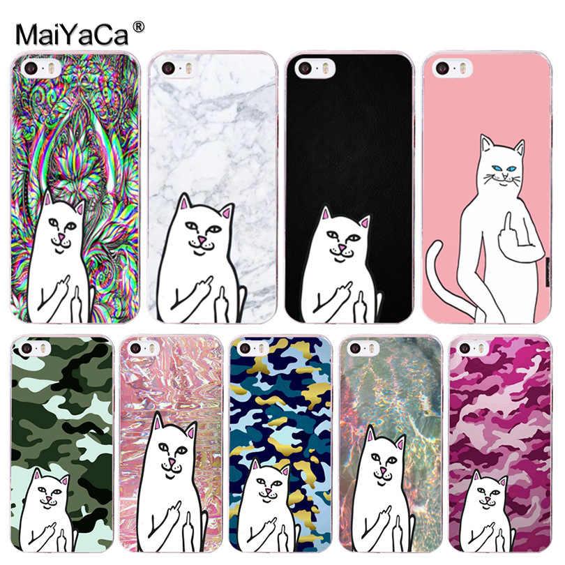 Maiyaca Vreemde Uitdrukking Hoge Kwaliteit Telefoon Cover Voor Apple Iphone 11 Pro 8 7 66S Plus X 5S se Xs Xr Xs Max