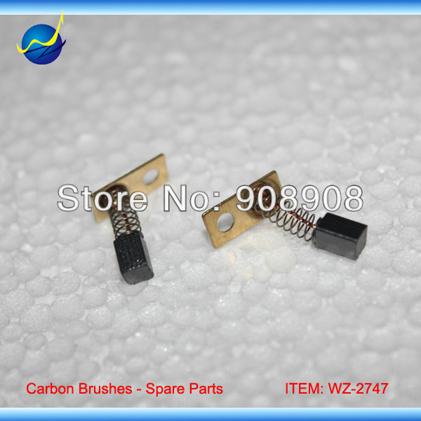 10Pcs 3mm*3mm*5mm Carbon Brushes for Strong 204 / 90 Electric Brush Micromotor 102L, 102, 106, 103L, 105 Handpiece Components dmiotech 20 pcs electric drill motor carbon brushes 10mm 11mm 13mm 17mm 6mm 7 5mm 7mm 8mm 9mm