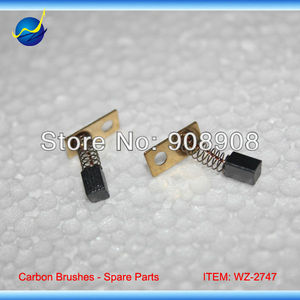 10Pcs 3mm*3mm*5mm Carbon Brushes for Strong 204 / 90 Electric Brush Micromotor 102L, 102, 106, 103L, 105 Handpiece Components