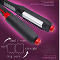 4 IN 1 Electric Steam Rotating Hair Curling/Straightening Brush / Hair styler (AC 100~240V) Hair Roller