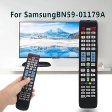 Cewaal Remote Control TV Remote Premium Portable Silicone Keys Television For Samsung BN59-01179A