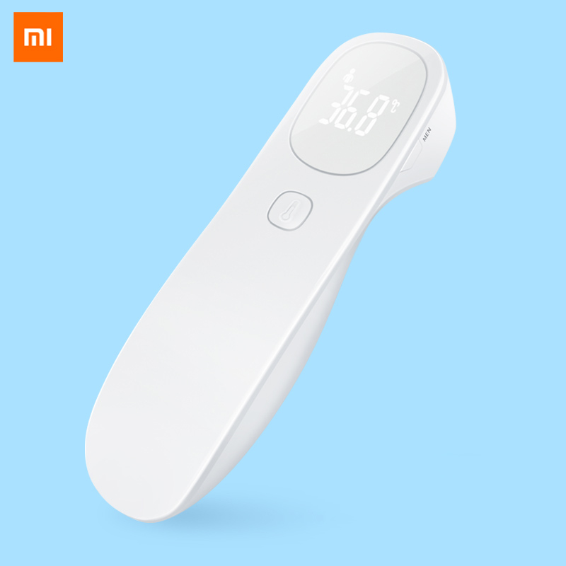 Xiaomi Mijia Infrared Forehead Thermometer Digital Infrared Forehead Body TFLAG Thermometer for Baby Kids Adults Elders-in Smart Remote Control from Consumer Electronics