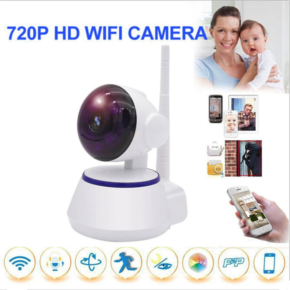цена на Home Security IP Camera Wireless Mini IP Camera Surveillance Camera Wifi 720P 960P Night Vision CCTV Camera Baby Monitor