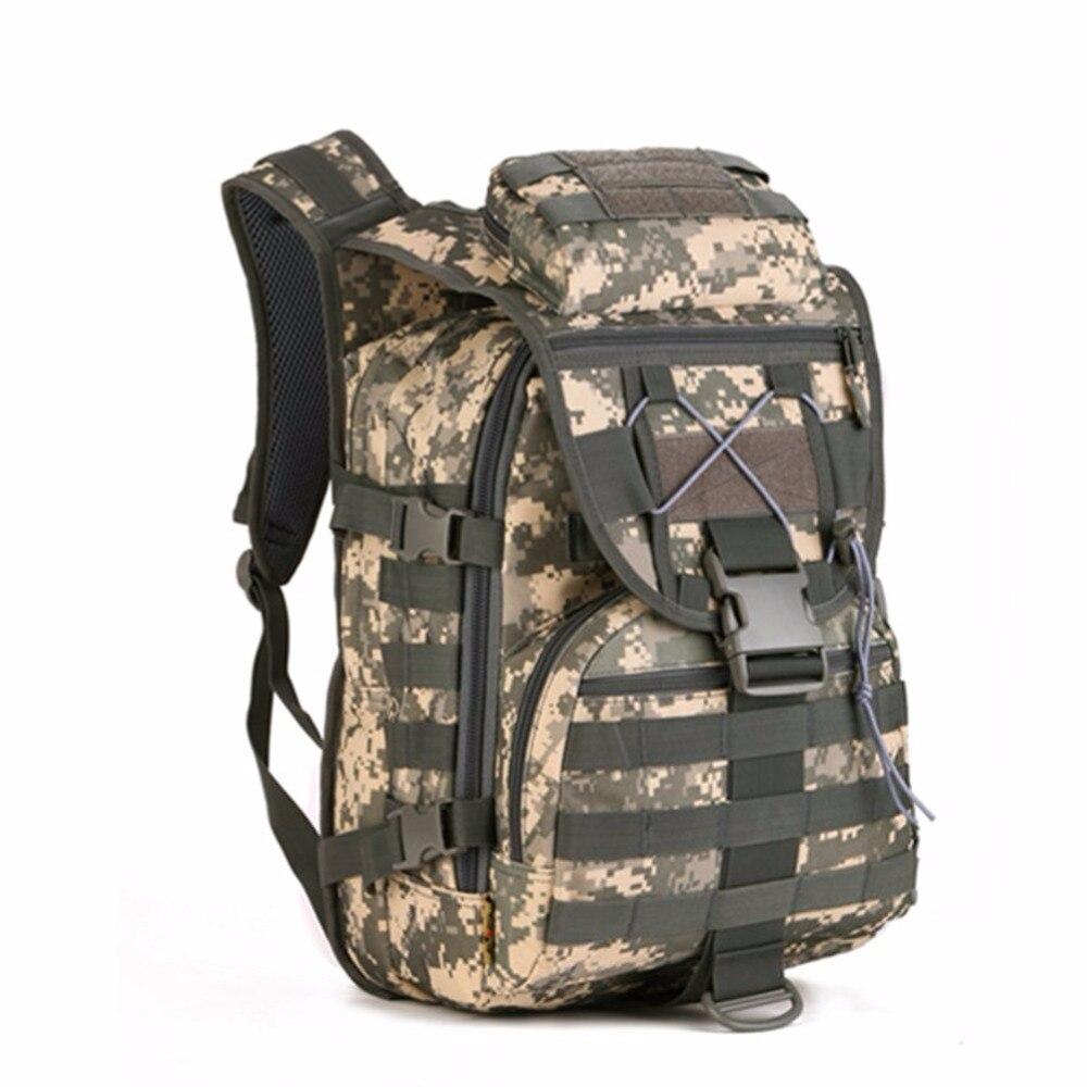 Sac de Trekking Molle pour hommes en plein air sac à dos tactique militaire 3 P sac à dos assaut Cordura sac sac à dos pour homme