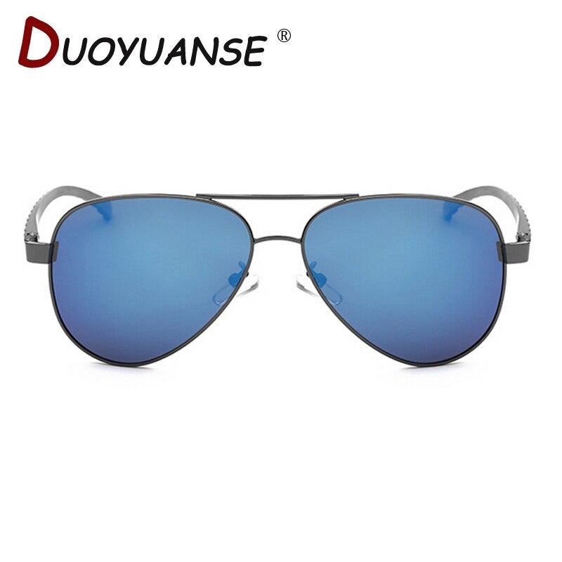 0184962029e8f4 New 2016 hommes polarisées lunettes de soleil de mode lunettes de Soleil en  gros A343 dazzle couleur nuances verres en aluminium et de magnésium et  boîte