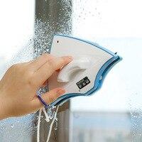 10.5*13.5 cm 250g 플라스틱 + 자석 양면 유리 청소 창 클리너 도구