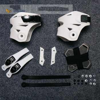 Original Flying Eagle F5S F6S CUFF Set Kit Include Customize Set Hook&Loop Sliding Protection Tie Full DIY Set Falcon Patines