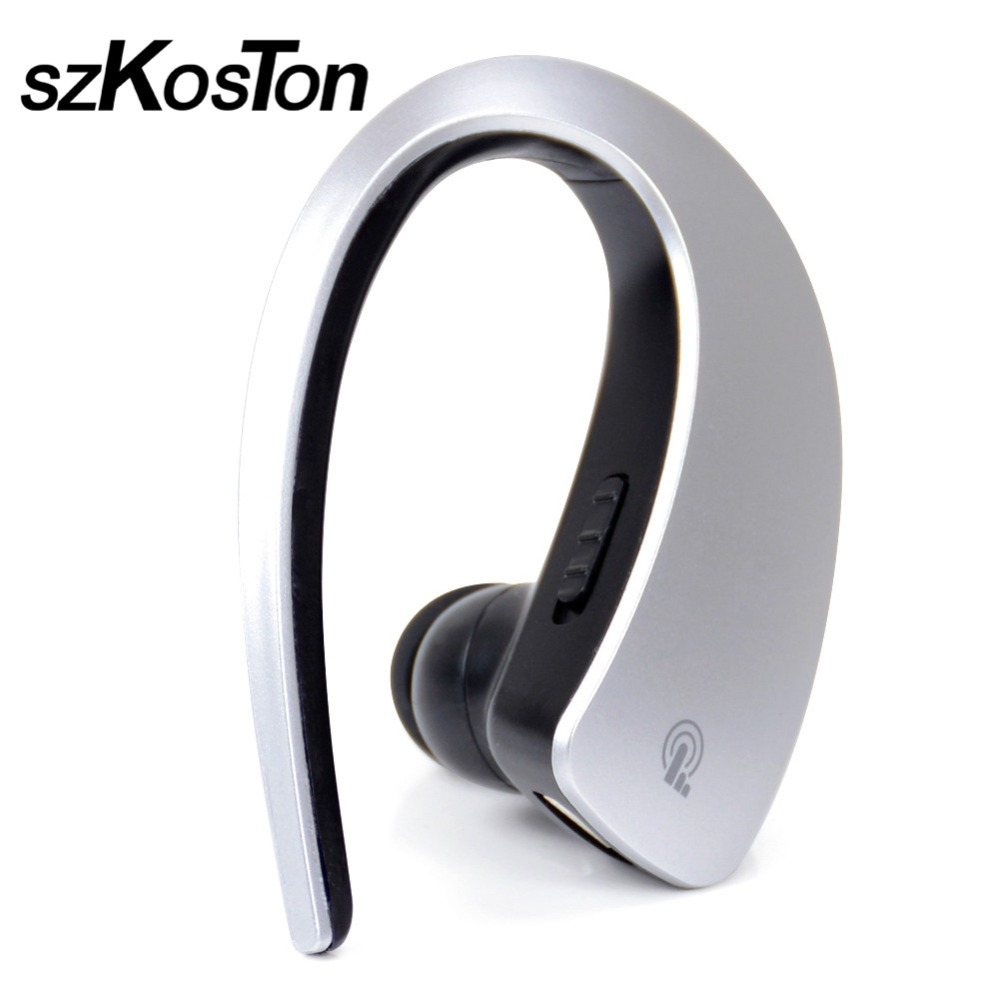 Business Bluetooth Earphones In Ear Wireless Stereo Music Bluetooth 4.1 Earphone Headset with With Microphone For Mobile Phone universal led sport bluetooth wireless headset stereo earphone ear hook headset for mobile phone with charger cable
