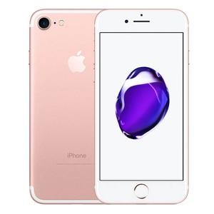 Image 2 - Apple teléfono inteligente iPhone 7 LTE desbloqueado, 32/128GB/256GB, IOS, 10, cámara de 12,0mp, Quad Core, reconocimiento de huella dactilar, cámara de 12,0mp, 2910mA