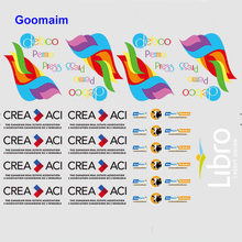 цена на 500pcs multicolor printing thermal transfer labels iron on clothes custom brand label for clothing thermal transfer label